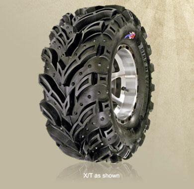 Dirt Devil II X/T Tires